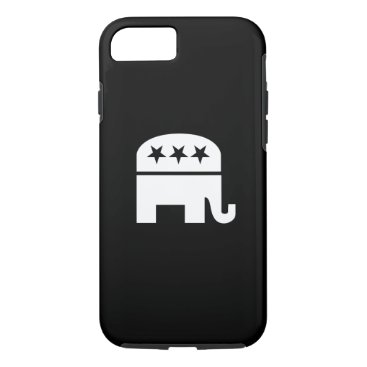 PictogramGear Republican Party Pictogram iPhone 7 Case
