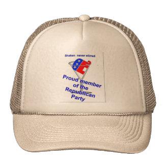 Republican Party pride Trucker Hat