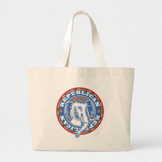 Republican Party Tote Bag