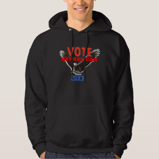 Republican party vote President CUSTOMIZE Hoodie