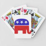 REPUBLICAN POKER CARDS