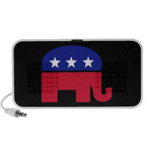 Republican Political News and Opinions Speaker System