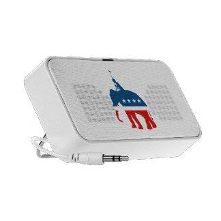 Republican Polo Speaker System