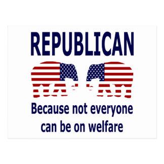 Republican Post Card