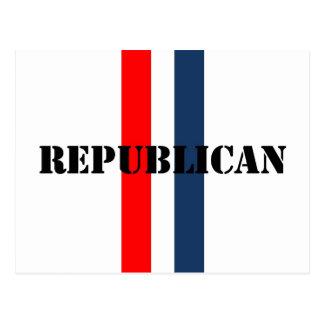 Republican Postcard