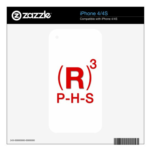 Republican President, House & Senate in 2012 Decals For The iPhone 4S
