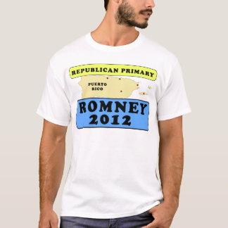 Republican Primary Romney 2012.png T-Shirt