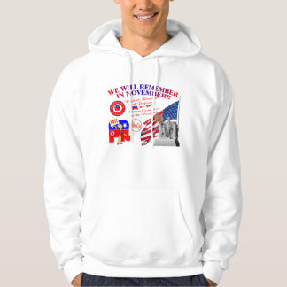 Republican Remember In November Anti ObamaCare Hooded Sweatshirt
