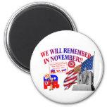 Republican Remember In November Anti ObamaCare Magnets
