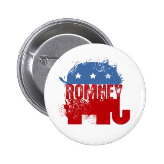 Republican ROMNEY Button