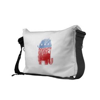 Republican ROMNEY Courier Bags