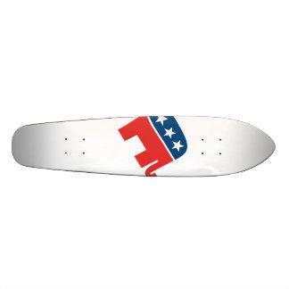 Republican Skateboard Oldschool