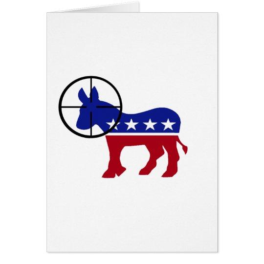 Republican Sniper Head Shot Card