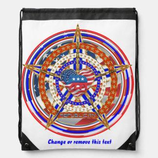 Republican Special Edition Runner Fundraiser Drawstring Bag