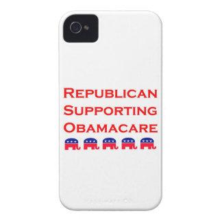 Republican Supporting Obamacare Case-Mate iPhone 4 Case