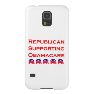 Republican Supporting Obamacare Galaxy S5 Cover