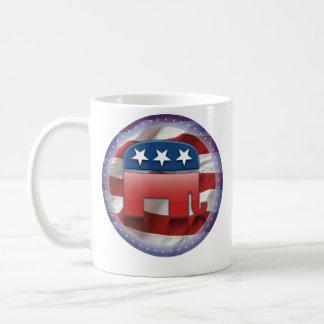 Republican Symbol Coffee Mug