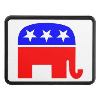 Republican symbol Tow Hitch cover