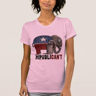 RepubliCAN T Anti_GOP Camiseta
