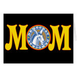 Republican T-shirts and Gifts For Mom Greeting Card