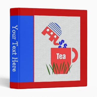 Republican Tea Binder