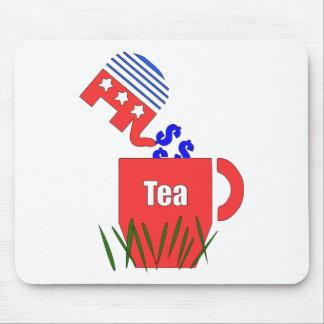 Republican Tea Mouse Pad