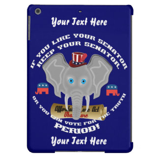 Republican This Design Fits All Case For iPad Air