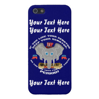 Republican This Design Fits All Cover For iPhone SE/5/5s