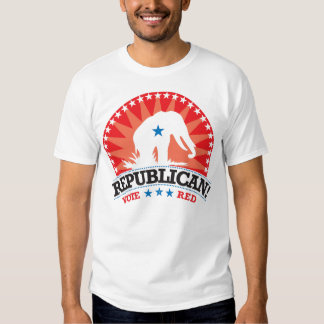 Republican! Vote Red! T-Shirt