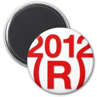 Republican Win in 2012 Magnet