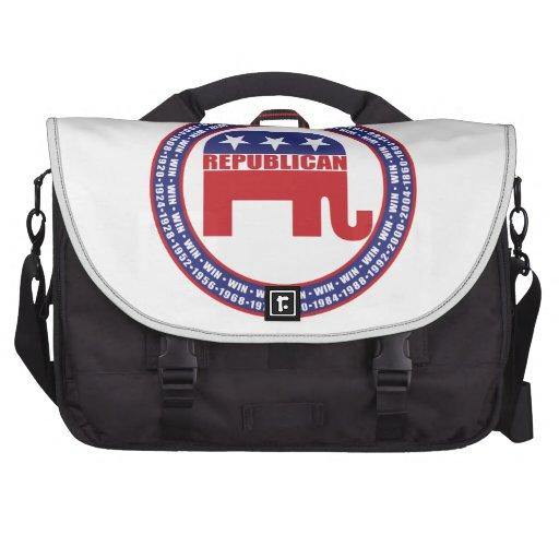 Republican Winning Years Laptop Bags