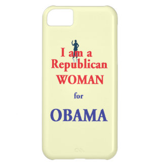 REPUBLICAN WOMAN CASE FOR iPhone 5C