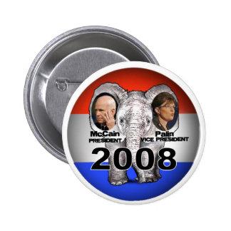 RepublicanJugate Pinback Button