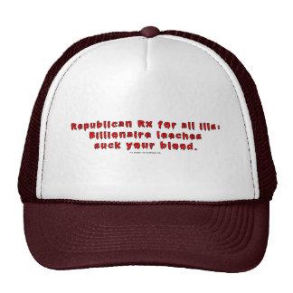 RepublicanLeeches Gorra