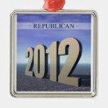 Republicano 2012 adorno para reyes