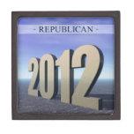 Republicano 2012 caja de regalo de calidad