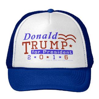 Republicano 2016 del presidente elección de Donald Gorros Bordados
