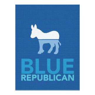 Republicano azul apenas por un año Ron Paul 2012 Arte Con Fotos