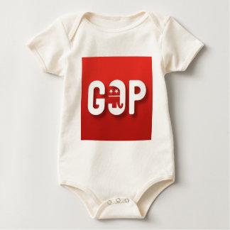 Republicano Body Para Bebé