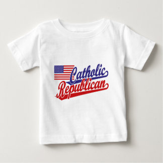 Republicano católico playeras