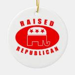 Republicano criado ornamentos para reyes magos