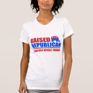 Republicano criado. Puedo ayudarme Playera