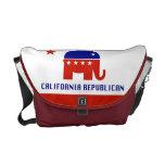Republicano de California Bolsa Messenger