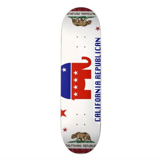 Republicano de California Patin