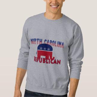 Republicano de Carolina del Norte Sudadera