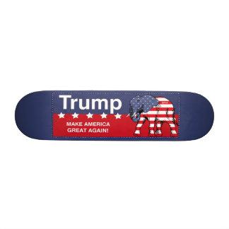 republicano de Donald Trump 2016 Patineta Personalizada