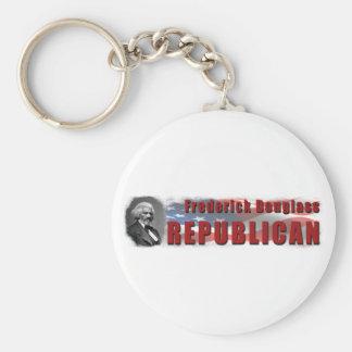 Republicano de Frederick Douglass Llavero Personalizado