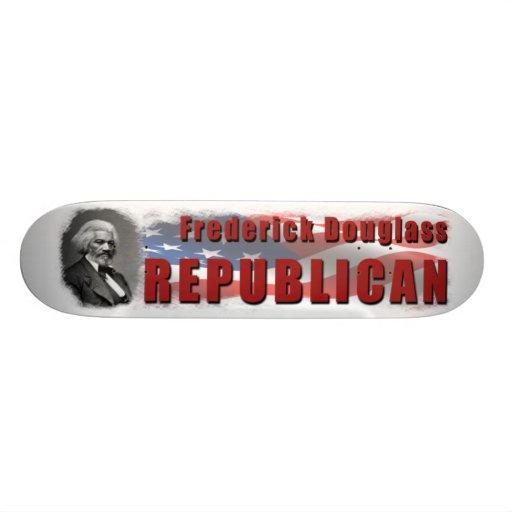 Republicano de Frederick Douglass Patin Personalizado