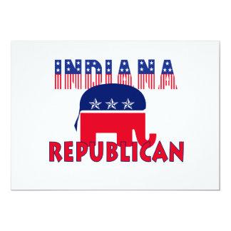 Republicano de Indiana Invitación