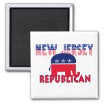 Republicano de New Jersey Imanes